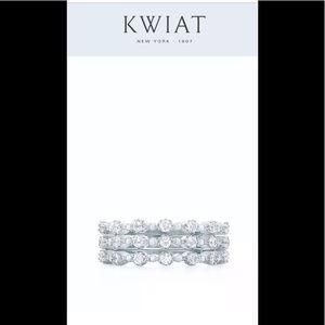 Kwiat stardust diamond ring